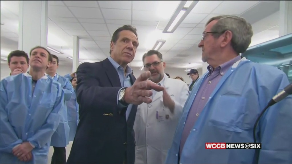 Political Wrap: Ny Governor Cuomo Under Fire Over Sexual Harassment Allegations; Nursing Home Deaths