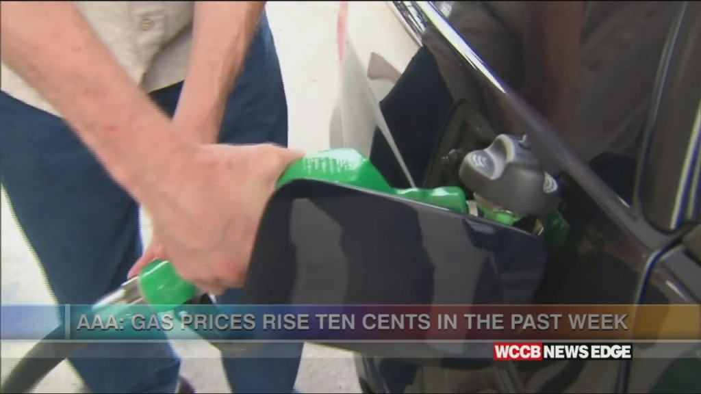 Are You Feeling The Pain At The Pump?