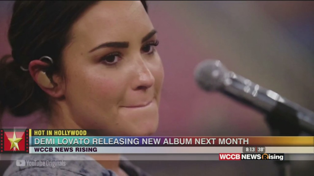 Hot In Hollywood: Drake Makes Billboard History And Demi Ovato Announces New Album