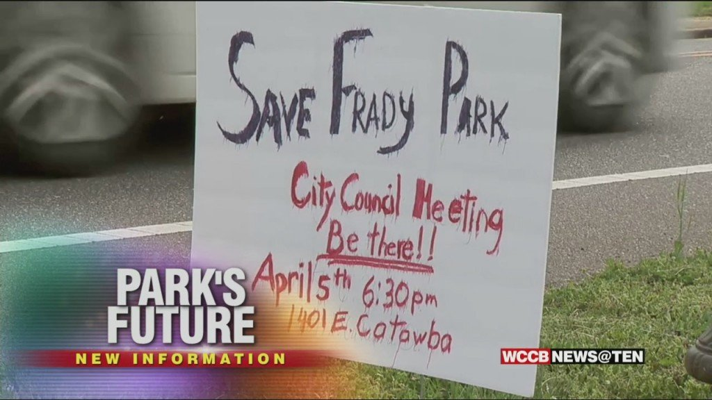 Community Hoping To Save Park In Belmont From Being Turned Into Mixed Use Community