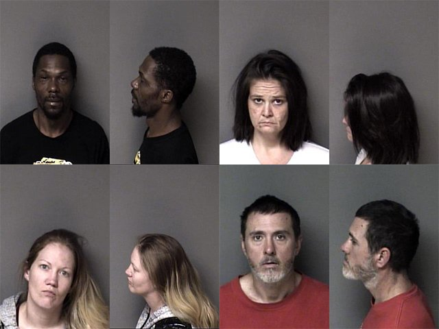 Aa Gaston County Mugshots Cover 22821