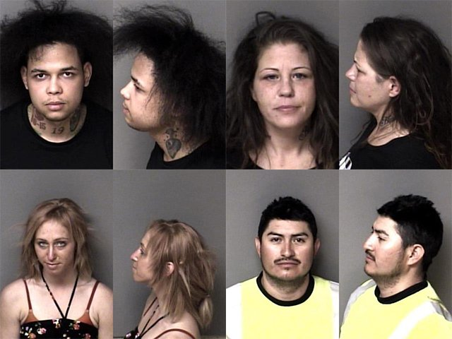 Aa Gaston County Mugshots Cover 3321