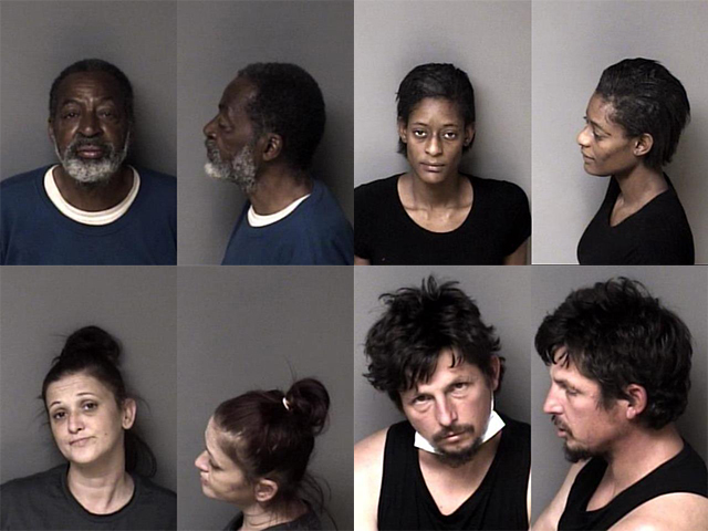 Aa Gaston County Mugshots Cover 3421