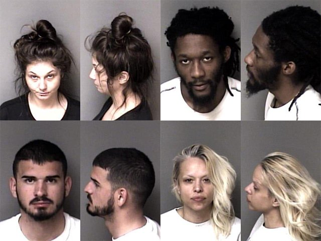 Aa Gaston County Mugshots Cover 3721