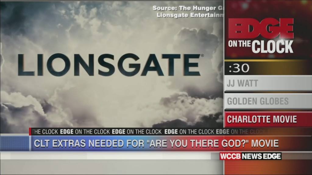 Lionsgate Holds Open Casting Call For Movie Filming In Charlotte
