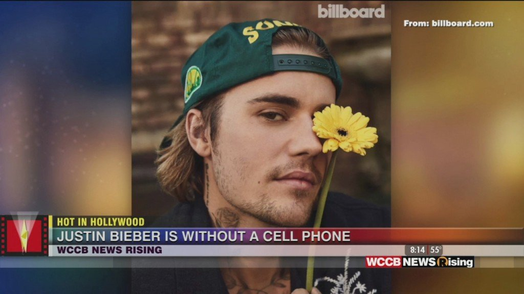 Hot In Hollywood Justin Bieber Doesn't Own A Cell Phone And The Weeknd Is Boycotting The Grammy's