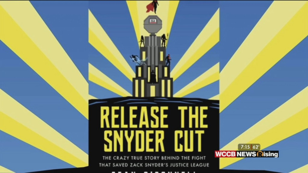 "Wilson's World: Talking With Charlottean Author Sean O'connell About His Book ""release The Snyder Cut"""