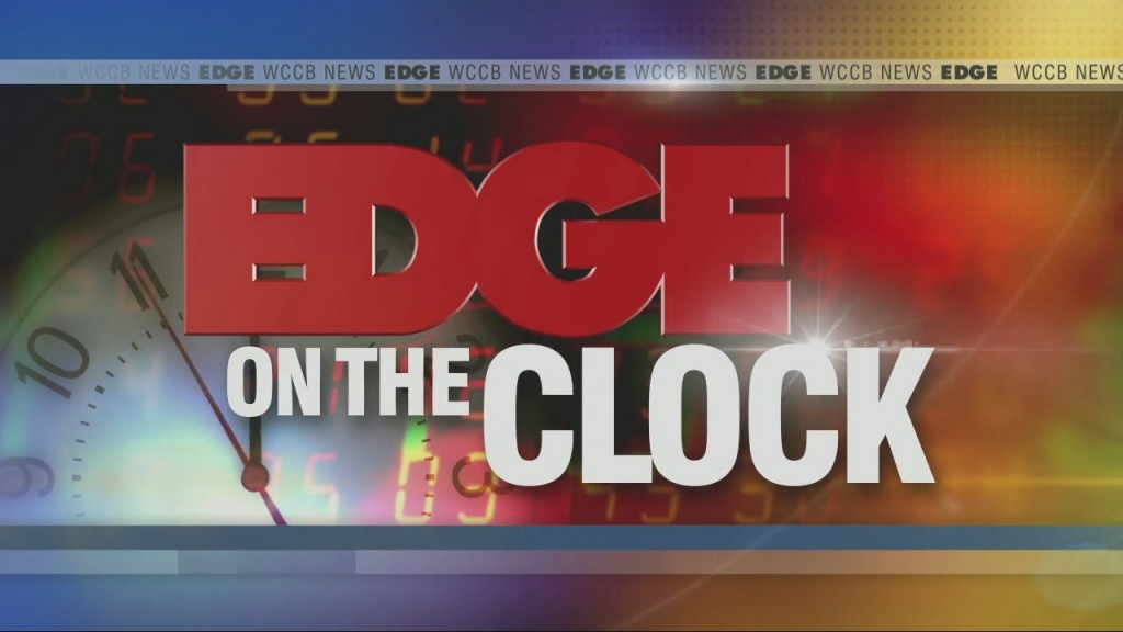 Edge On The Clock March 5