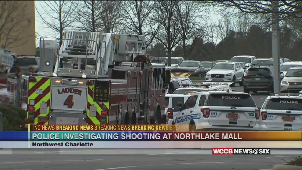 Police Investigate Shooting At Northlake Mall
