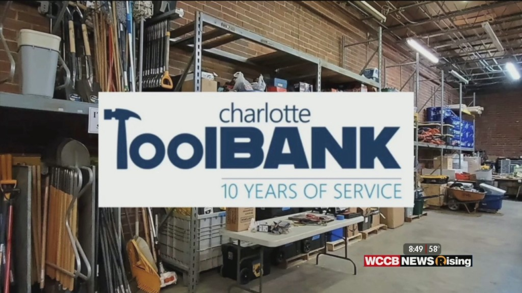 Wilson's World: The Charlotte Community Toolbank Celebrates 10 Years Of Service