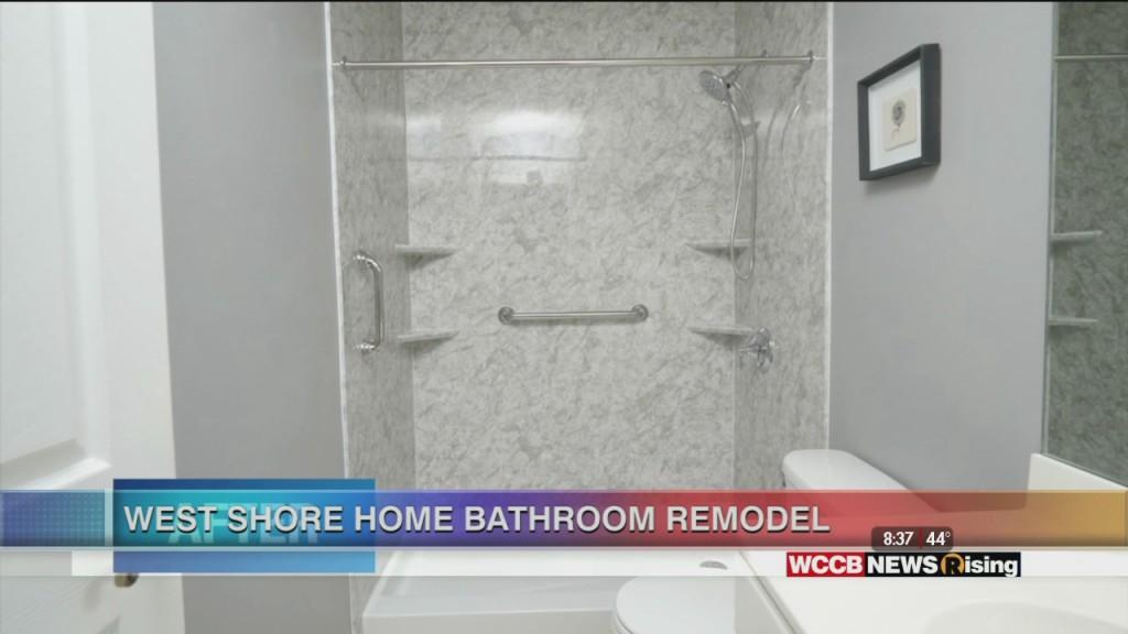Rising Spotlight: West Shore Home Bathroom Remodel