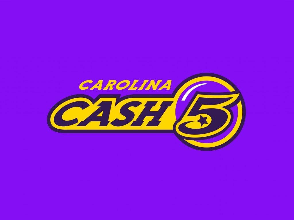 Cash 5 Logo On Plum 640x480