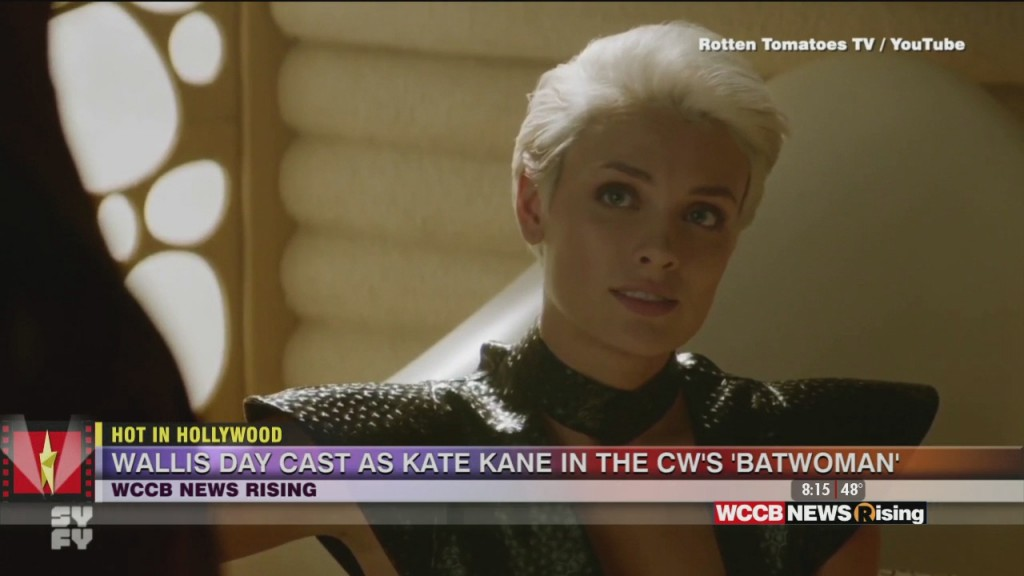 Hot In Hollywood: Wallis Day To Join 'batwoman' And R Rated Mrs. Doubtfire Exists