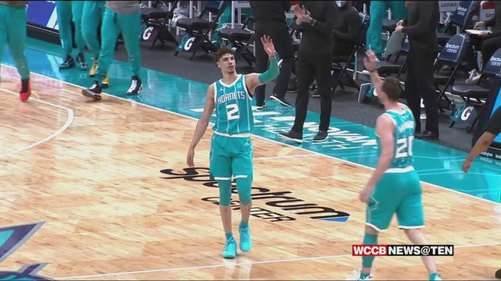 Hornets Catch Fire From Deep To Beat Raptors