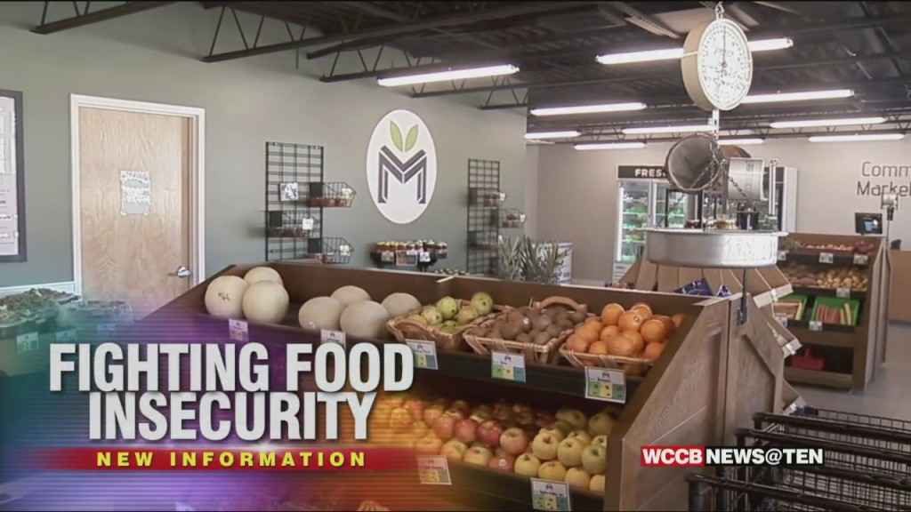 "New ""equitable Market"" Looks To Fight Food Insecurity In Rowan County"