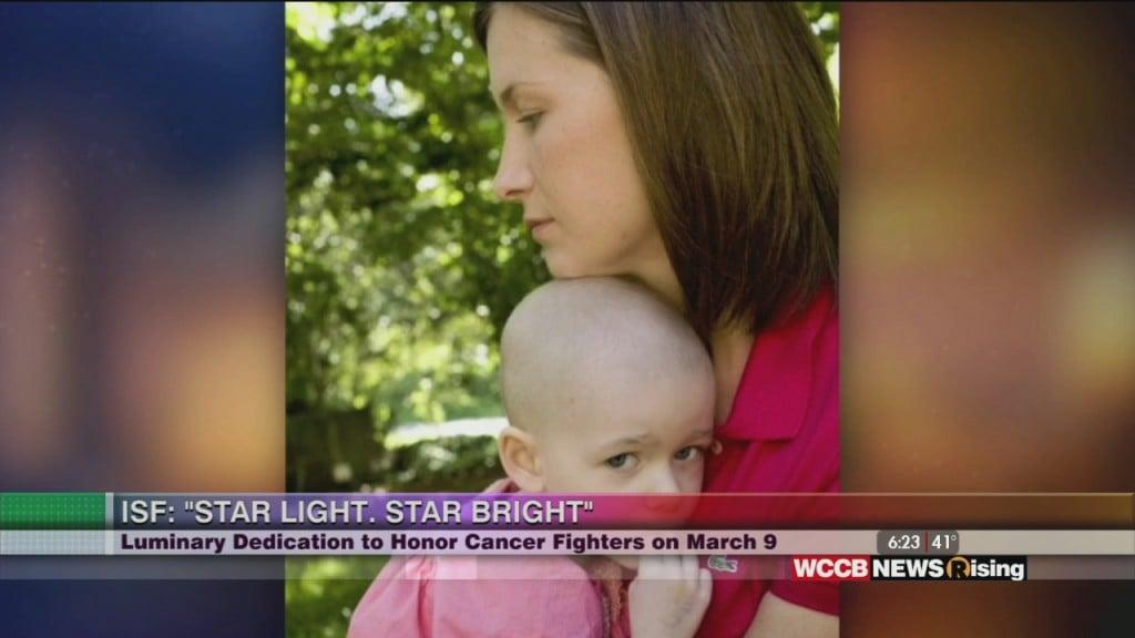 Isabella Santos Foundation: Star Light. Star Bright.