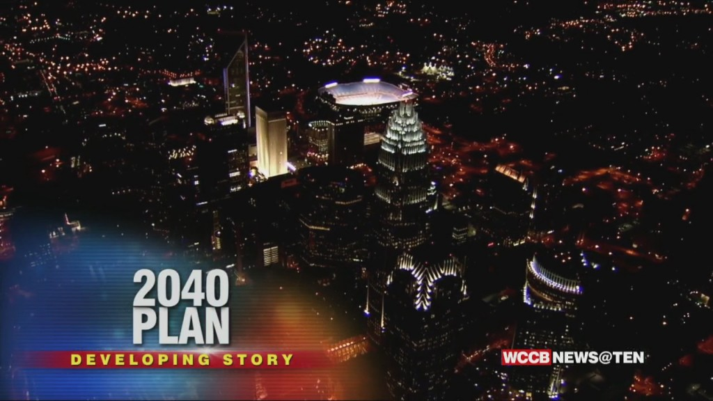 More Than 100 People Speak Out About Plan That Could Shape Future Of Charlotte Neighborhoods