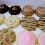 Crumbl Cookies Selection Box
