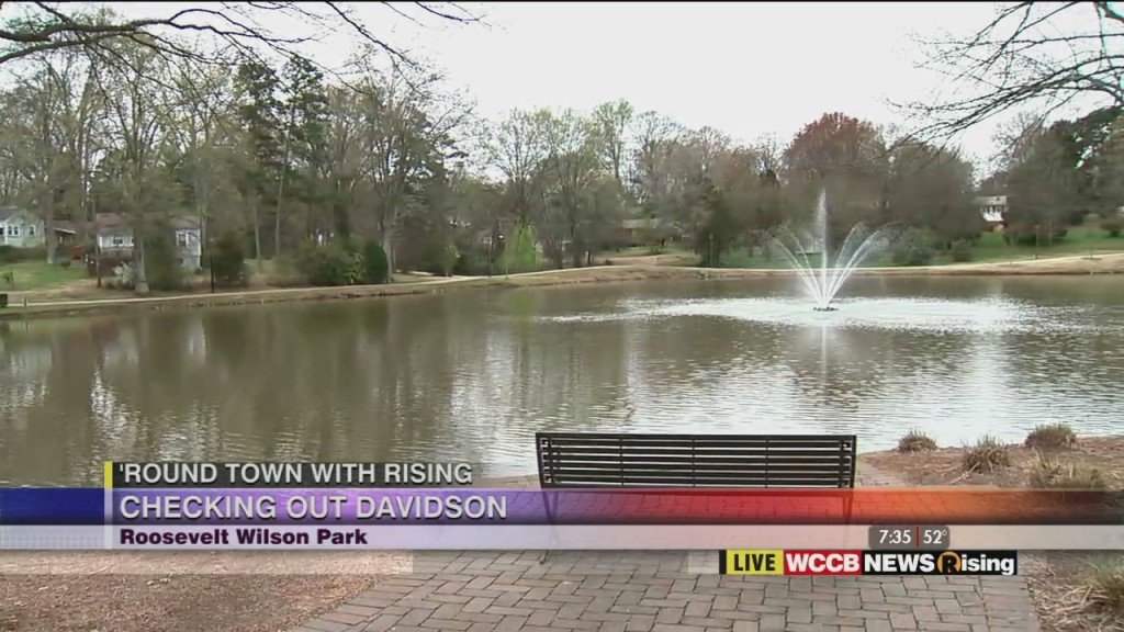 'round Town With Rising: Davidson