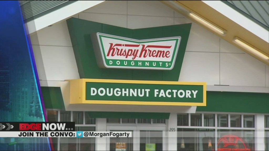 Would You Get A Vaccine For Krispy Kreme?