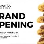 Crumbl Cookies Matthews Grand Opening