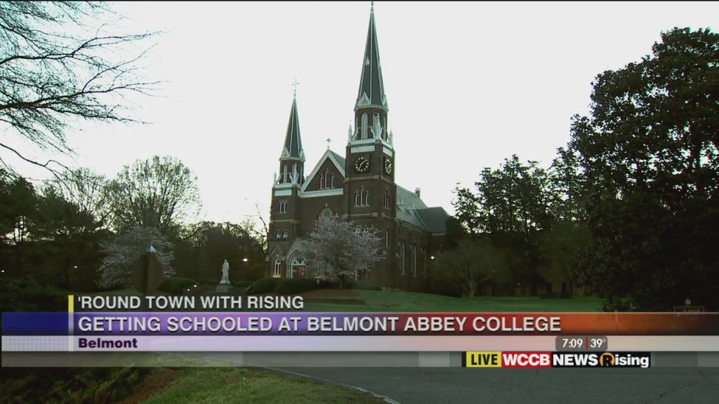 'round Town With Rising: Belmont