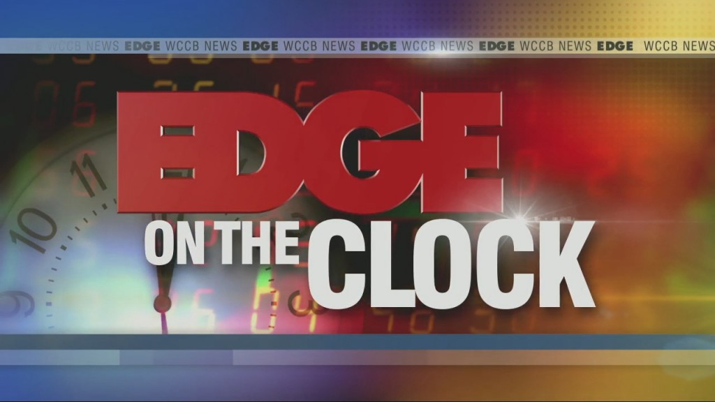 Edge On The Clock March 25