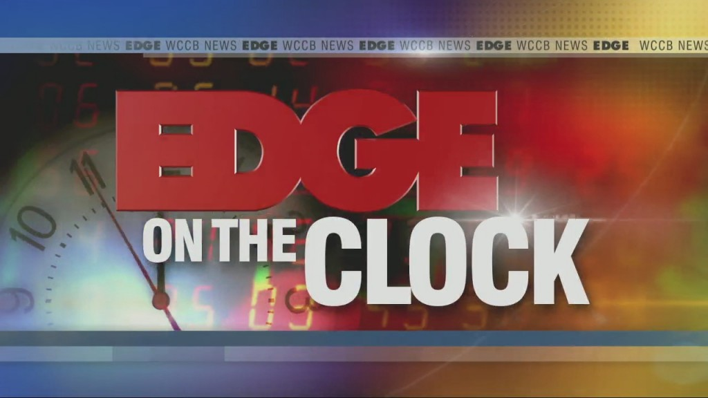 Edge On The Clock March 23