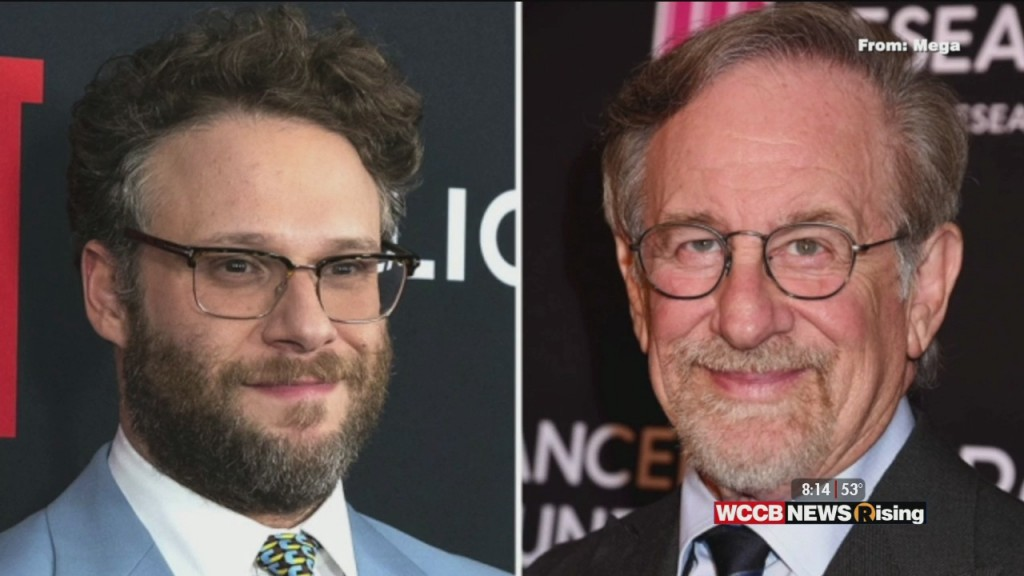 Hot In Hollywood: Seth Rogen Is Cast In Spielberg Biopic, And Keanu Reeves Gets Two Comic Series