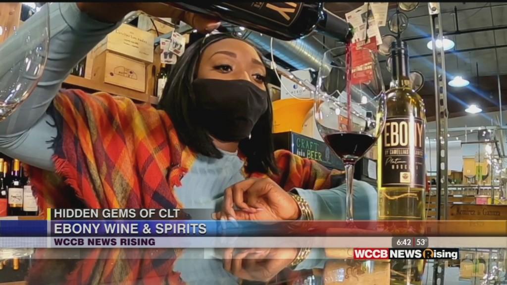 Hidden Gems Of Clt: Ebony Wine & Spirits