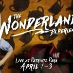 The Wonderland Experience Web Banner