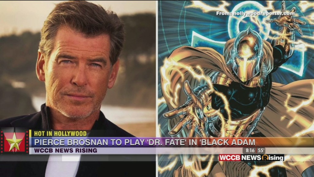 Hot In Hollywood: Pierce Brosnan Cast In 'black Adam' And Miley Writes Letter To Hannah Montana