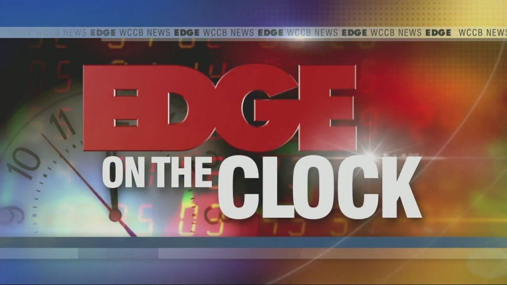 Edge On The Clock April 12