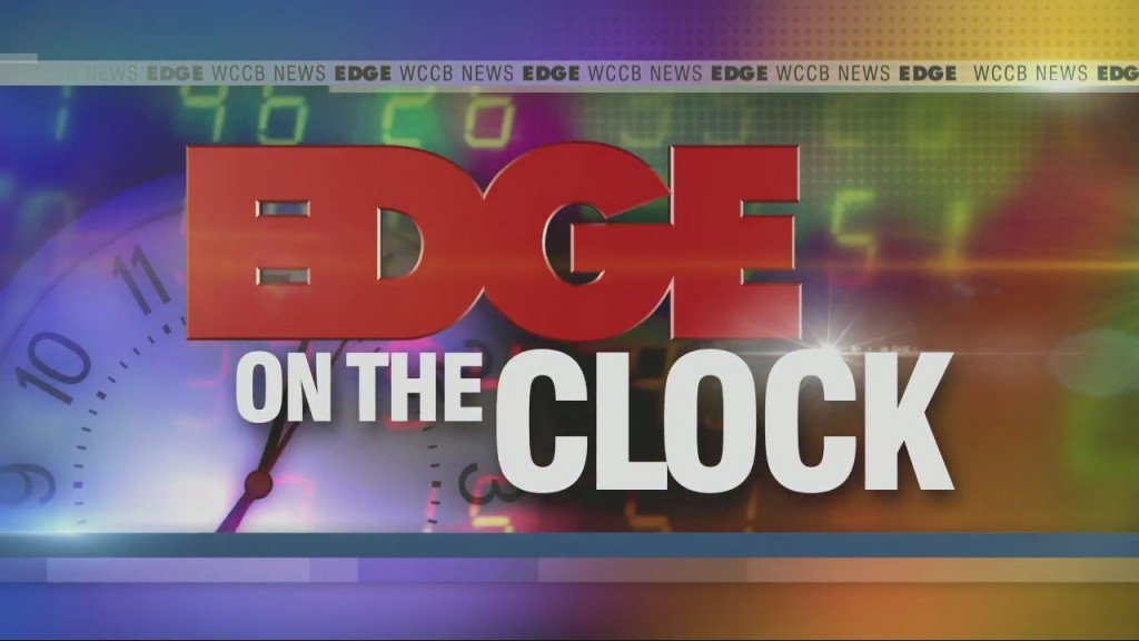 Edge On The Clock April 28