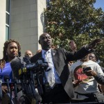 Attorney Ben Crump Speaks Outside The Pasquotank County Public Safety Building In Elizabeth City Nc On Monday April 26 2021