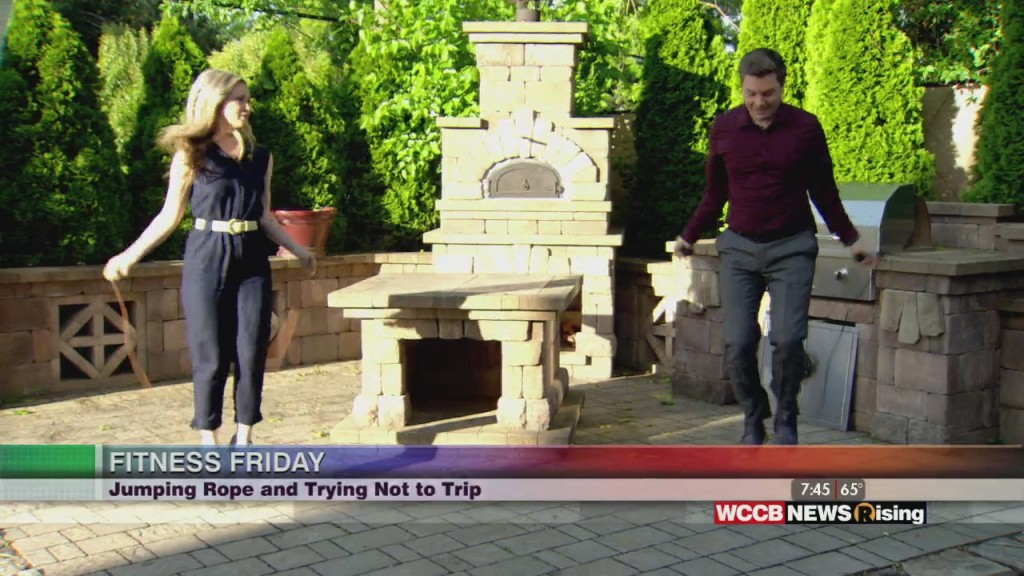 Fitness Friday: Jump Roping Into The Weekend