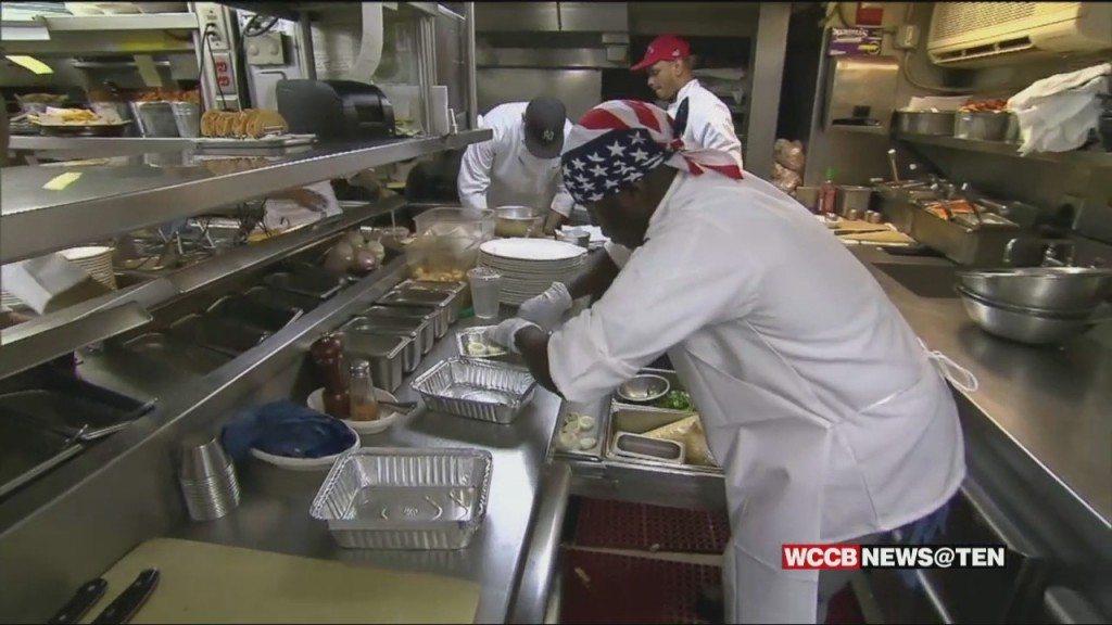 Charlotte Restaurants Struggle To Fill Staff Positions As Covid Restrictions Loosen