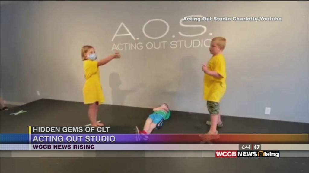 Hidden Gems Of Clt: Acting Out Studio