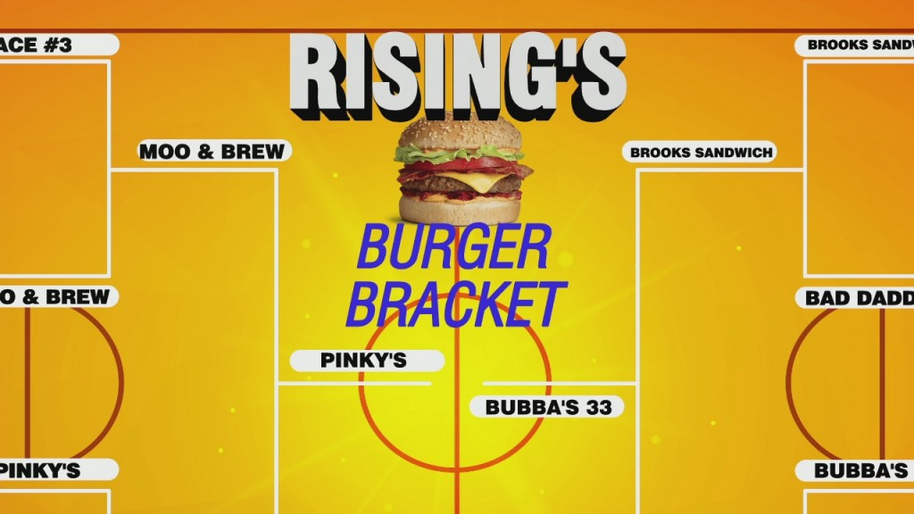 Rising's Search For The Best Burger: Revealing The Champion