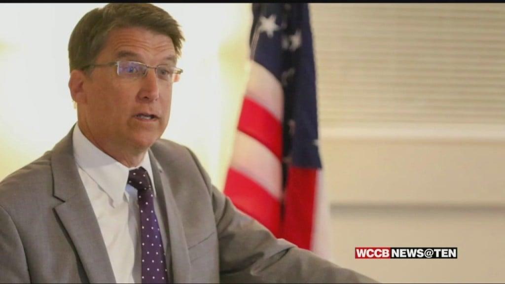 Former N.c. Governor Pat Mccrory Announces Bid For Us Senate In 2022