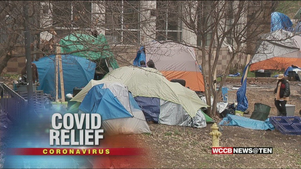 City Approves Using Cares Act Funding To Help Homeless In Charlotte