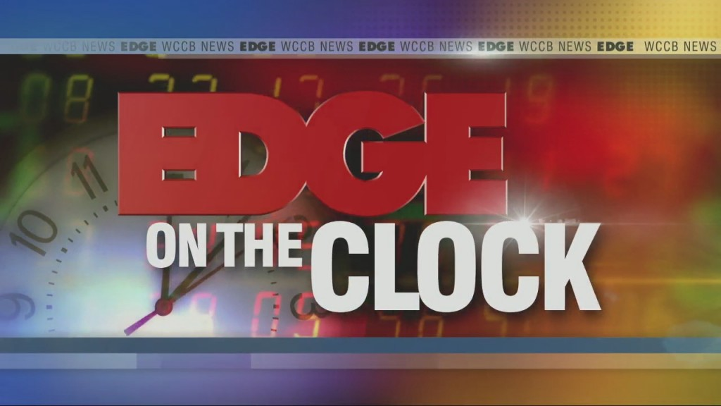 Edge On The Clock 14th Of April