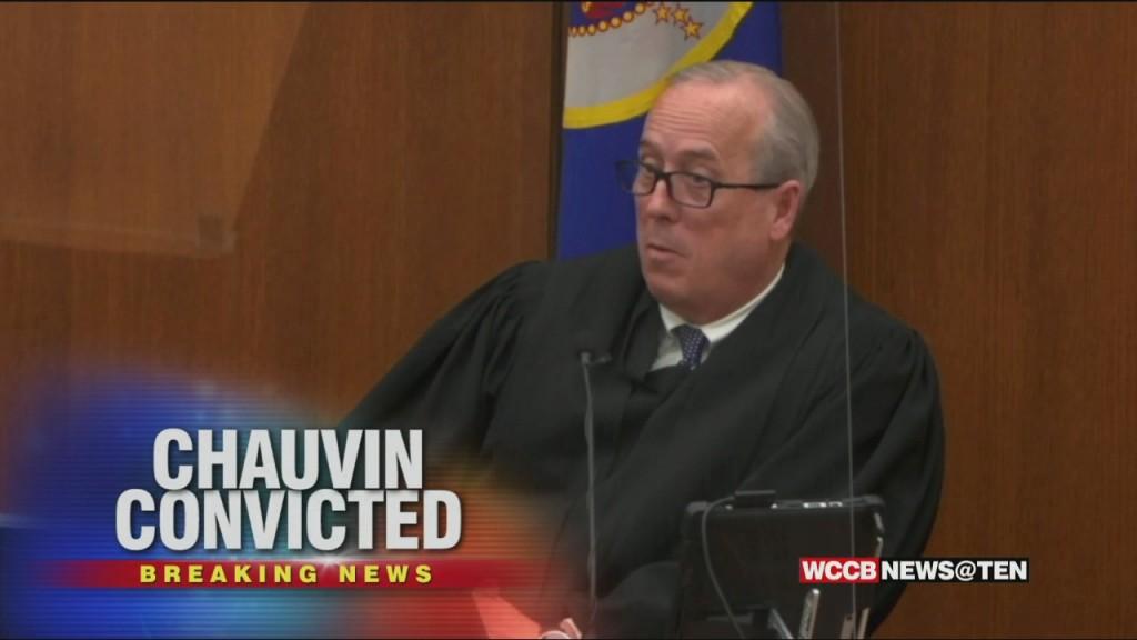 Charlotte Reacts After Derek Chauvin Found Guilty