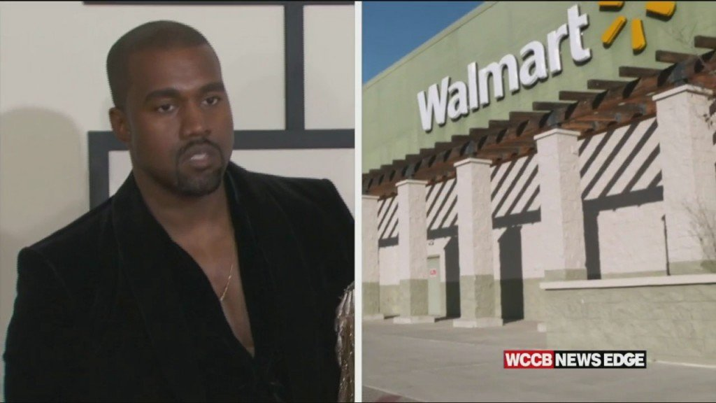 Kanye Vs Walmart The Edge
