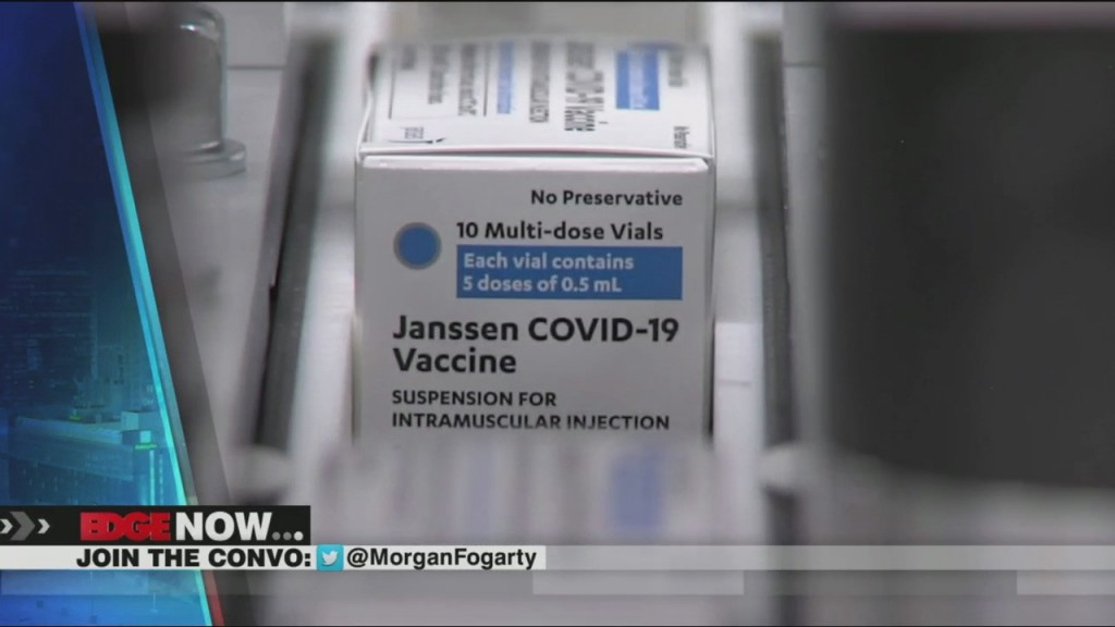 Vaccine Anxiety Hits A Hurdle As J&j Is Halted
