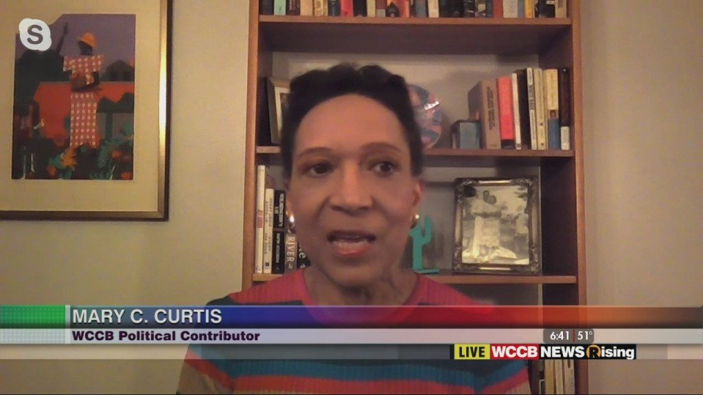 Mary C. Curtis: Nc Voter Id Law Heads To Court