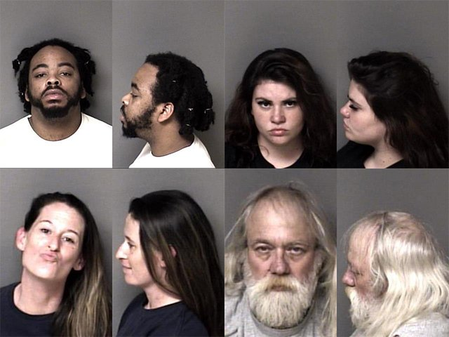 Gaston County Mugshots Cover 41321