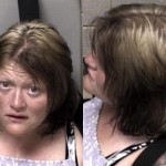 April Smith Possession Of Marijuana Trespassing