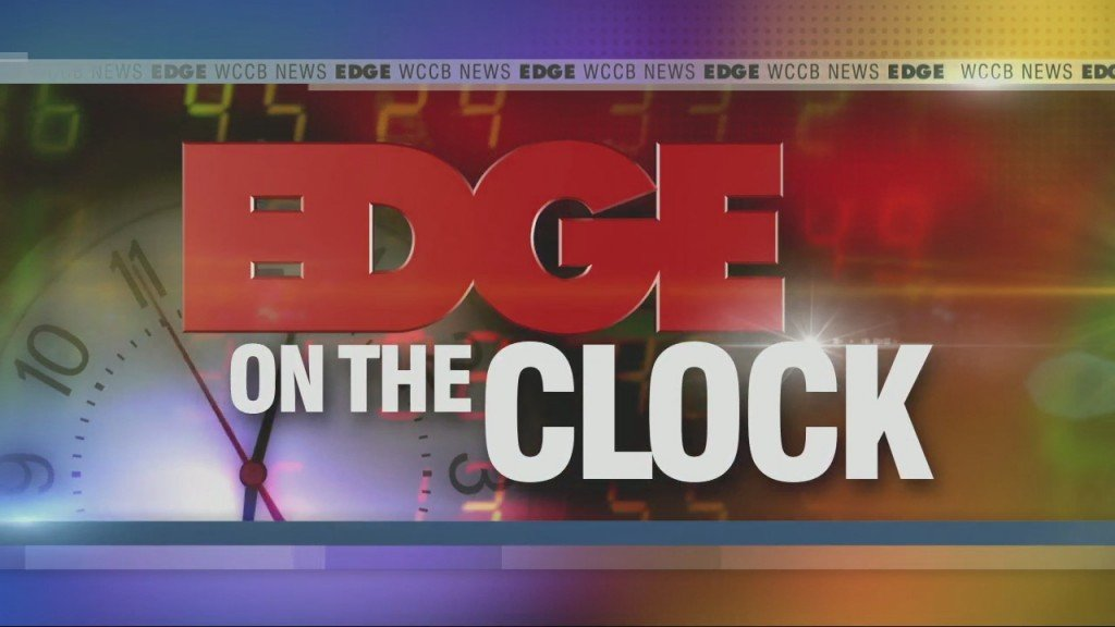 Edge On The Clock 26th Of April