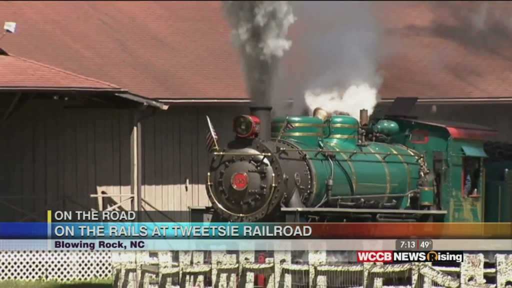 Jotr Tweetsie Railroad